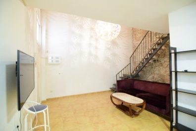 Ref 1362 – Dúplex en lloguer a la zona del Gòtic, Barcelona 67 m2