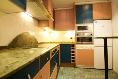 Ref 1492 – Apartament en lloguer a la zona de l'Eixample, Barcelona. 64m2