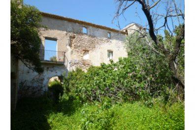 Ref 1695V – Antigua finca en venta en la zona de Vilafranca del Penedés 120 hectáreas de bosque.