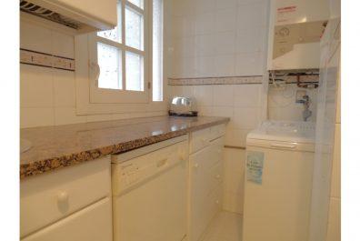 Ref 1700 – Apartament en lloguer a la zona de Eixample, Barcelona. 80m2