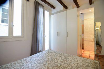Ref 1906 – Apartament en lloguer a la zona del Gòtic, Barcelona 55 m2