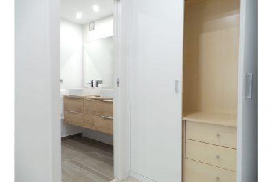 Ref 3451 – Apartament en lloguer a la zona de Sant Gervasi, Barcelona. 95m2