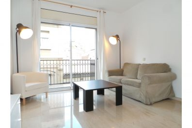 Ref 3637 – Apartment for rent in Sant Gervasi, Barcelona. 52m2