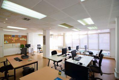 Ref 4108D – Oficina en lloguer a la zona de l'Eixample, Barcelona. 60m2
