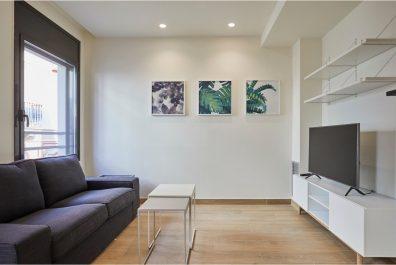 Ref 4125 – Apartamento en alquiler en la zona de Sant Gervasi, Barcelona. 40m2