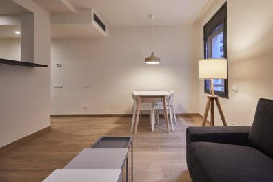 Ref 4126 – Apartamento en alquiler en la zona de Sant Gervasi, Barcelona. 50m2