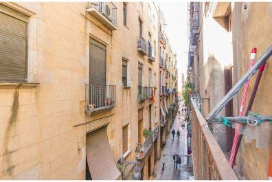 Ref 3218 – Apartament en lloguer a la zona de Ciutat Vella, Barcelona. 50m2