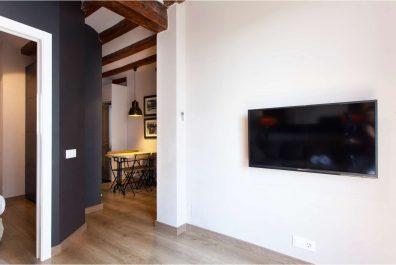 Ref 4144T – Apartamento en alquiler temporal en la zona de Ciutat Vella, Barcelona. 40m2