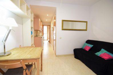 Ref 2052 – Apartament en lloguer en la zona de El Born, Barcelona. 39m2