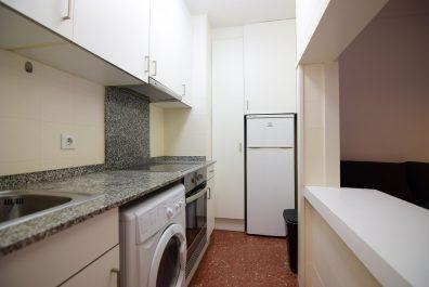 Ref 4089 – Loft en lloguer a la zona de Sant Antoni, Barcelona. 36m2