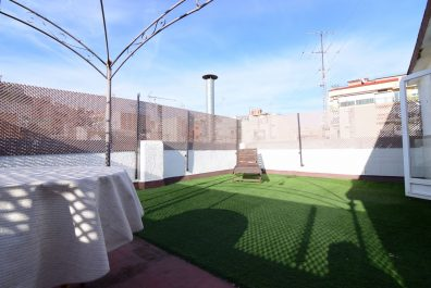 Ref 4122V- Àtic en venda a la zona de Gràcia, Barcelona. 33m2