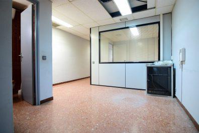 Ref 2239D – Oficina en alquiler en la zona de Sant Gervasi, Barcelona. 80m2