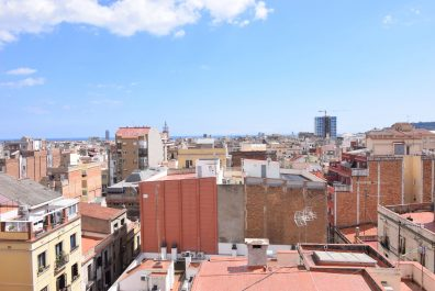 Ref 2597 – Apartament en lloguer a la zona de Gràcia, Barcelona. 58m2