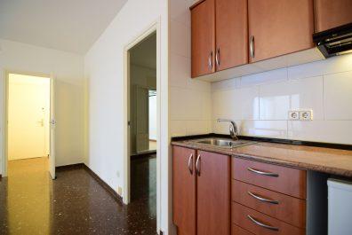 Ref 3438 – Apartamento en alquiler en la zona de Sant Gervasi, Barcelona. 50m2