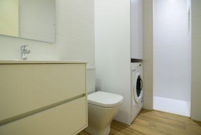 Ref 2645T – Estudio en alquiler en la zona de Sant Antoni, Barcelona. 40m2