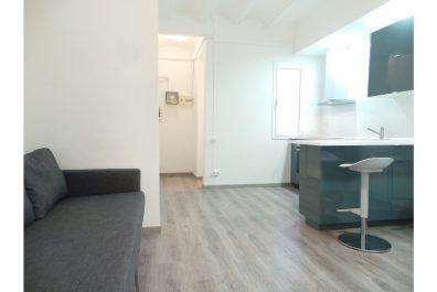 Ref 3509 – Apartamento en alquiler en la zona del Raval, Barcelona. 40m2