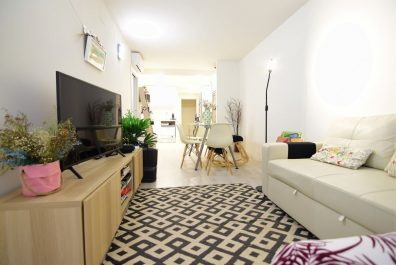 Ref 3845 – Apartment for rent in Guinardó, Barcelona. 58m2