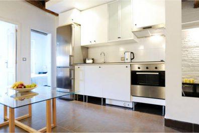 Ref 4175V – Ático en venta en la zona de Paral·lel, Barcelona. 55m2