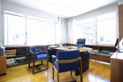Ref 4178D – Oficina en lloguer a la zona de Sarria, Barcelona. 20m2
