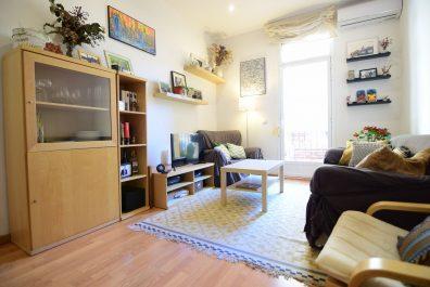 Ref 4182 – Apartament en lloguer a la zona l'Eixample, Barcelona. 48m2
