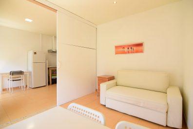 Ref 4162 – Àtic en lloguer a la zona de l'Eixample, Barcelona. 44m2