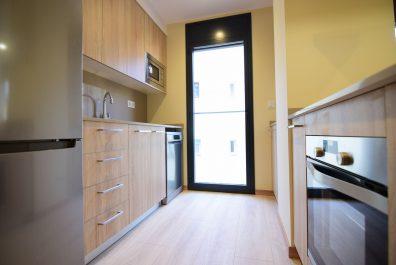 Ref 4168 – Apartament en lloguer a la zona de la Sagrada Família, Barcelona. 55m2