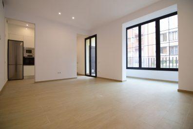 Ref 4204 – Apartamento en alquiler en la zona de Sant Gervasi, Barcelona. 47m2