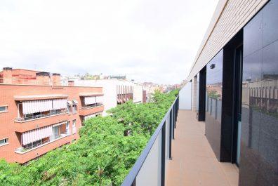 Ref 4209 – Apartamento en alquiler en la zona de La Sagrera, Barcelona. 60m2