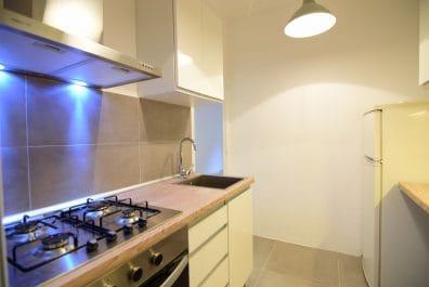 Ref 2451 – Apartament en lloguer a la zona de Sant Gervasi, Barcelona. 33m2