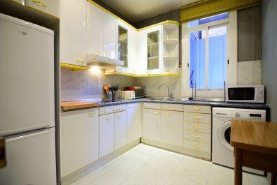 Ref 1153 – Apartament en lloguer a la zona de Sarrià, Barcelona. 46m2