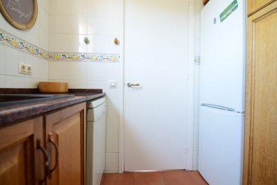 Ref 2131SC – Casa en alquiler en Valldoreix, Sant Cugat del Vallès. 55m2