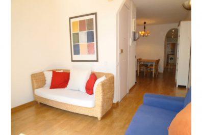 Ref 2166 – Apartament en lloguer a la zona del Poblenou, Barcelona. 55m2