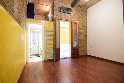 Ref 2168 – Apartamento en alquiler en la zona de Poblenou, Barcelona. 55m2
