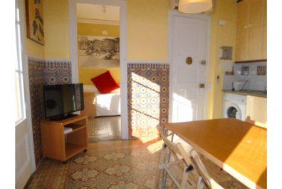 Ref 2184 – Apartamento en alquiler en la zona de Barceloneta, Barcelona. 35 m2