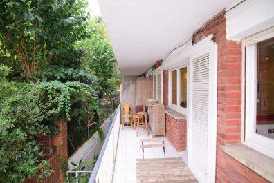 Ref 2364 – Apartament en lloguer a la zona d'El Guinardó, Barcelona. 45m2