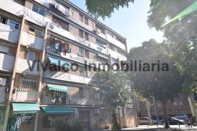 Ref 2479V – Apartamento en venta en la zona de Besòs Mar, Barcelona 50 m2