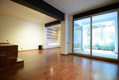 Ref 2681 – Apartamento en alquiler en la zona de Sant Gervasi, Barcelona. 95m2