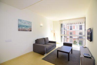 Ref 2750 – Apartament en lloguer a la zona de l'Eixample, Barcelona 60 m2