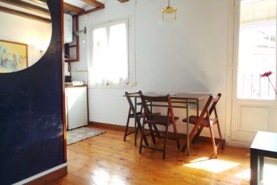 Ref 2777 – Apartament en lloguer a la zona del Gòtic, Barcelona. 30m2