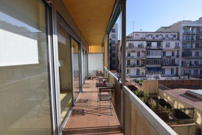Ref 2860 – Apartament en lloguer a la zona de l'Eixample, Barcelona. 80m2