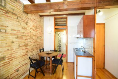 Ref 2938 – Estudio en alquiler en la zona de Gòtic, Barcelona. 35m2