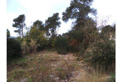 Ref 3034AV – Terreno en venta en la zona de Les Planes, Baixador Vallvidrera. 500 m2