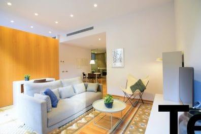 Ref 3164 – Apartamento en alquiler en la zona de Eixample, Barcelona. 61 m2