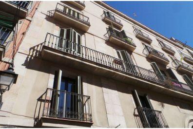 Ref 3197 – Dúplex en lloguer a la zona de Ciutat Vella, Barcelona. 75m2