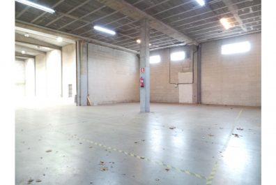 Ref 3246 – Nau industrial en lloguer a la zona de l'Hospitalet de Llobregat. 1.131m2