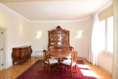 Ref 3272V – Apartamento en venta en la zona de Sant Gervasi, Barcelona 150 m2