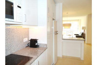 Ref 3396 – Apartamento en alquiler en la zona de Eixample, Barcelona. 46m2