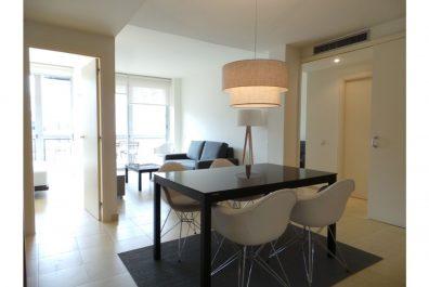 Ref 3628 – Apartament en lloguer a la zona de l'Eixample, Barcelona. 50m2