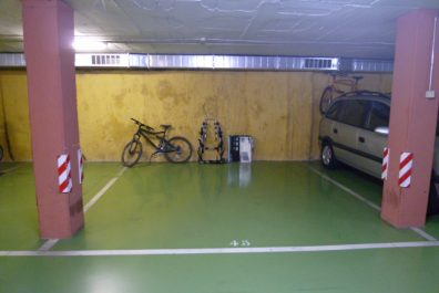 Ref 3696 – Parking for rent in Vallcarca, Barcelona. 15 m2