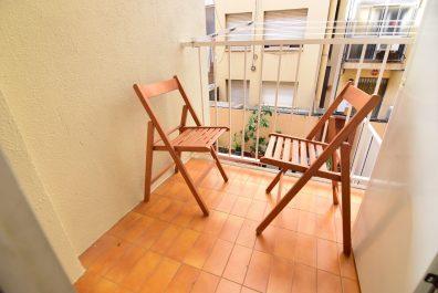 Ref 3727- Apartament en lloguer a la zona de Sant Gervasi, Barcelona. 45 m2